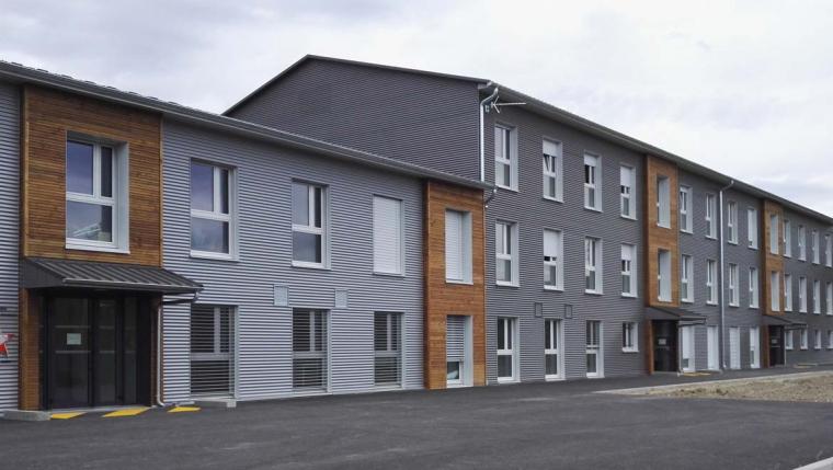 La construction modulaire bois, une réponse adaptée aux besoins d'hébergement et de bureau de l'Armée de terre