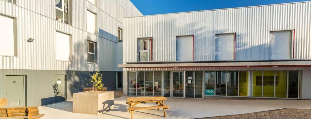 Résidence étudiante Alpha City à la Roche-sur-Yon