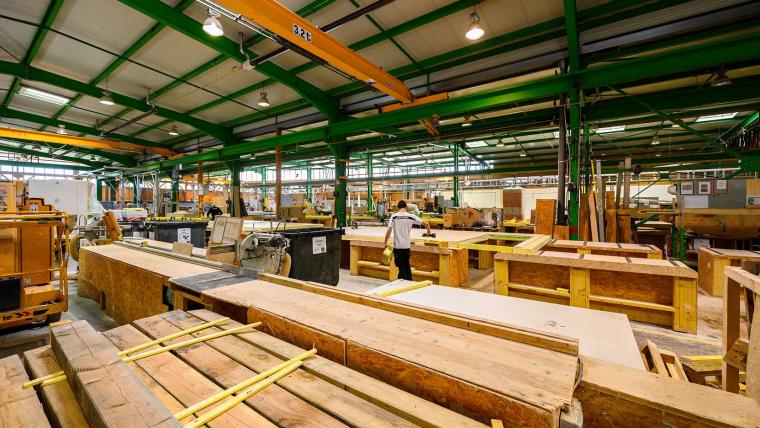 Ossabois, entreprise spécialiste de la construction en bois
