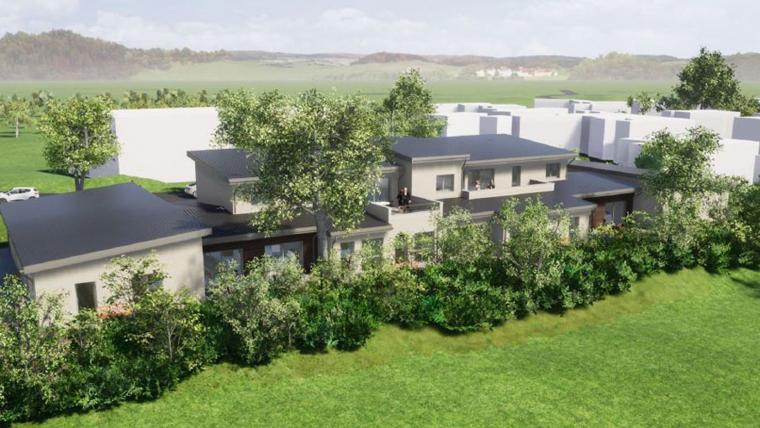 Ossabois réalise 9 maisons pour « Âges et Vie »