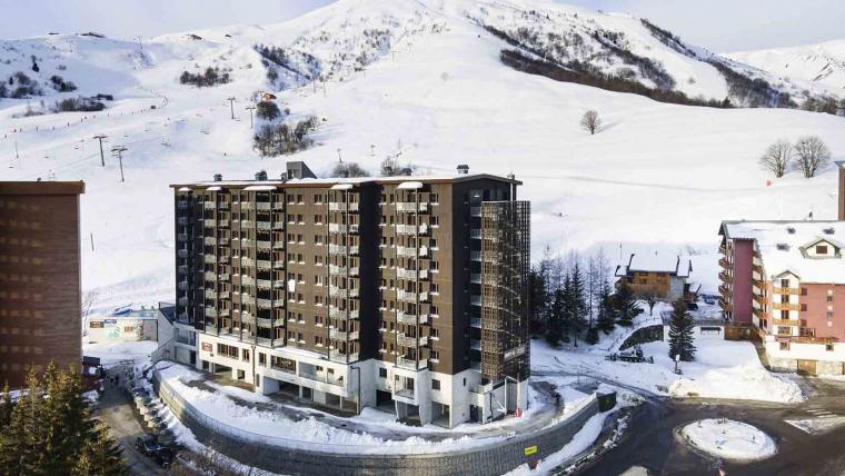 Ossabois réalise la plus haute résidence hôtelière d'Europe en 100% modulaire bois