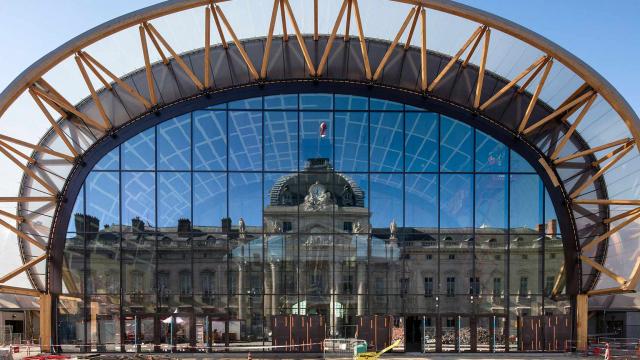 Le Forum Bois Construction prend ses quartiers dans le Grand Palais éphémère sur le Champs-de-Mars à Paris